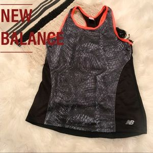 New🏆Balance Exercise Netted Tank Top Womens
